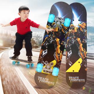 Ván trượt in hình siêu anh hùng dành cho trẻ em. Ván làm bằng gỗ dày khung hợp kim chắc chắn. Đồ chơi hoạt động ngoài trời cho trẻ em, Đồ chơi trẻ em. Giao hàng toàn quốc, bảo hành uy tín, sản phẩm chất lượng 6