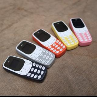 Điện thoại Nokia mini siêu nhỏ 3310 2 sim,sóng khỏe,loa to hỗ trợ blutooth,mp3,thẻ nhớ SD thumbnail