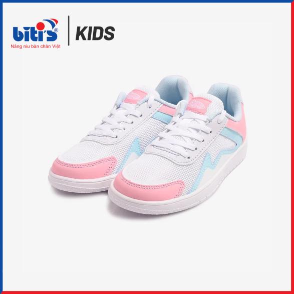 Giày Thể Thao Quai Dệt Trẻ Em DSG135800XDL (Xanh Dương Lợt) giá rẻ