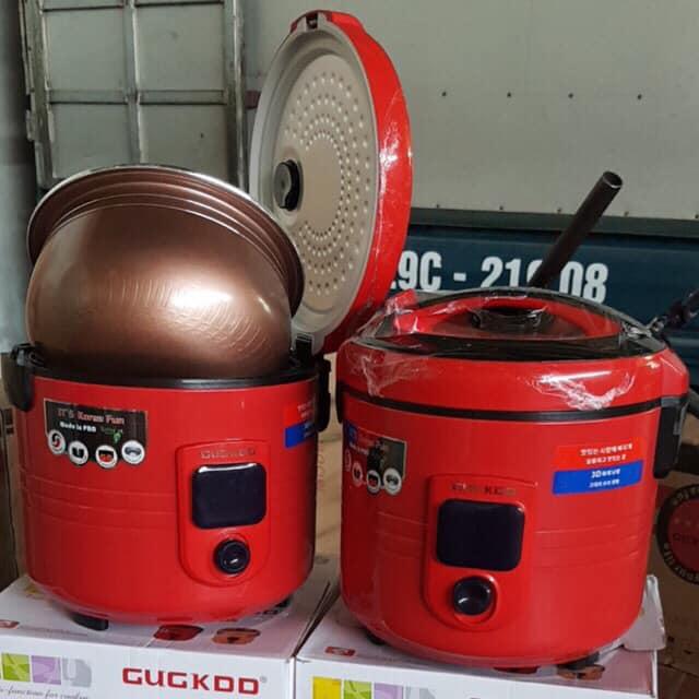 Deal tại Lazada cho Nồi Cơm điện Cuckoo 1.8 Lít Lòng Nồi ủ ấm 3D