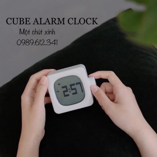 Khối Báo Thức Sáng Tạo - Cube Alarm Clock bán chạy