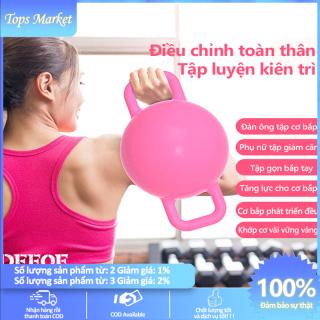 [HCM]0.5-5.5kg Tạ tay tạ tập gym tạ tập yoga hình tròn tạ nước đổ nước vào tùy chỉnh trọng lượng tạ nam tạ nữ hai màu hồng và xanh lam tạ tập tay tại nhà thumbnail