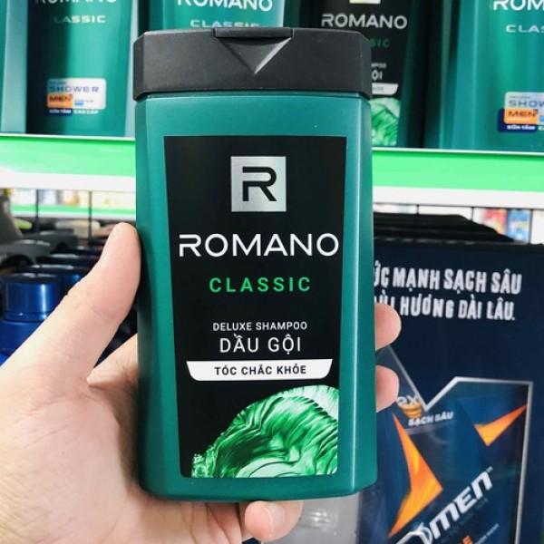 DẦU GÔI ROMANO CLASSIC 380G giá rẻ