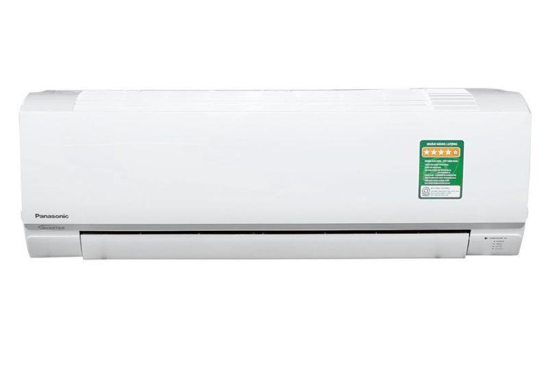 Bảng giá Điều hòa Panasonic PU12VKH 12000BTU 1 chiều Inverter R32, phạm vi làm lạnh hiệu quả 15 - 25m2, tiêt kiệm điện
