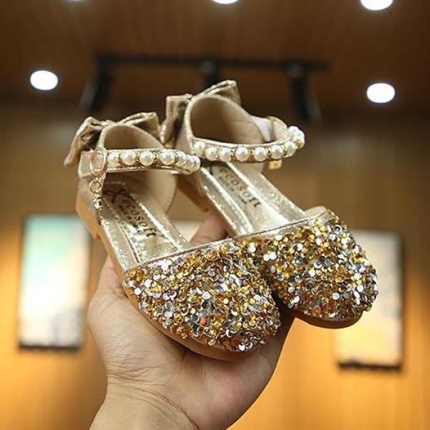 giày công chúa bé gái size 21-36 lấp lánh giá rẻ