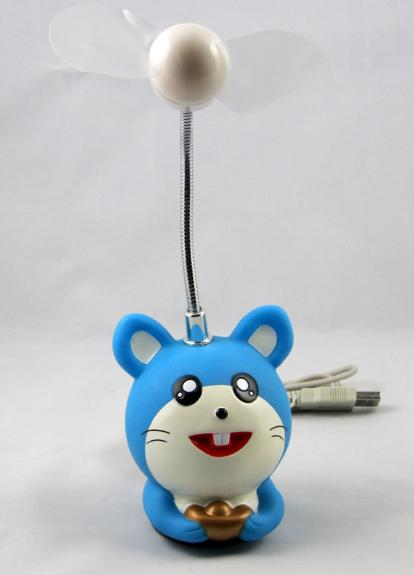 Quạt Mini ngộ nghĩnh - Quạt USB (giao mẫu ngẫu nhiên)