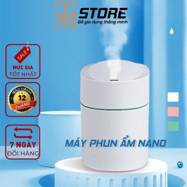 Máy xông tinh dầu tạo độ ẩm, Máy phun hơi sương có đèn LED , Máy đuổi muỗi mini , Máy lọc không khí khuếch tán tinh dầu thơm