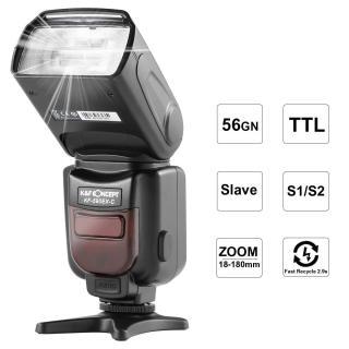 Đèn KF590N I-TTL Flash for Nikon thumbnail