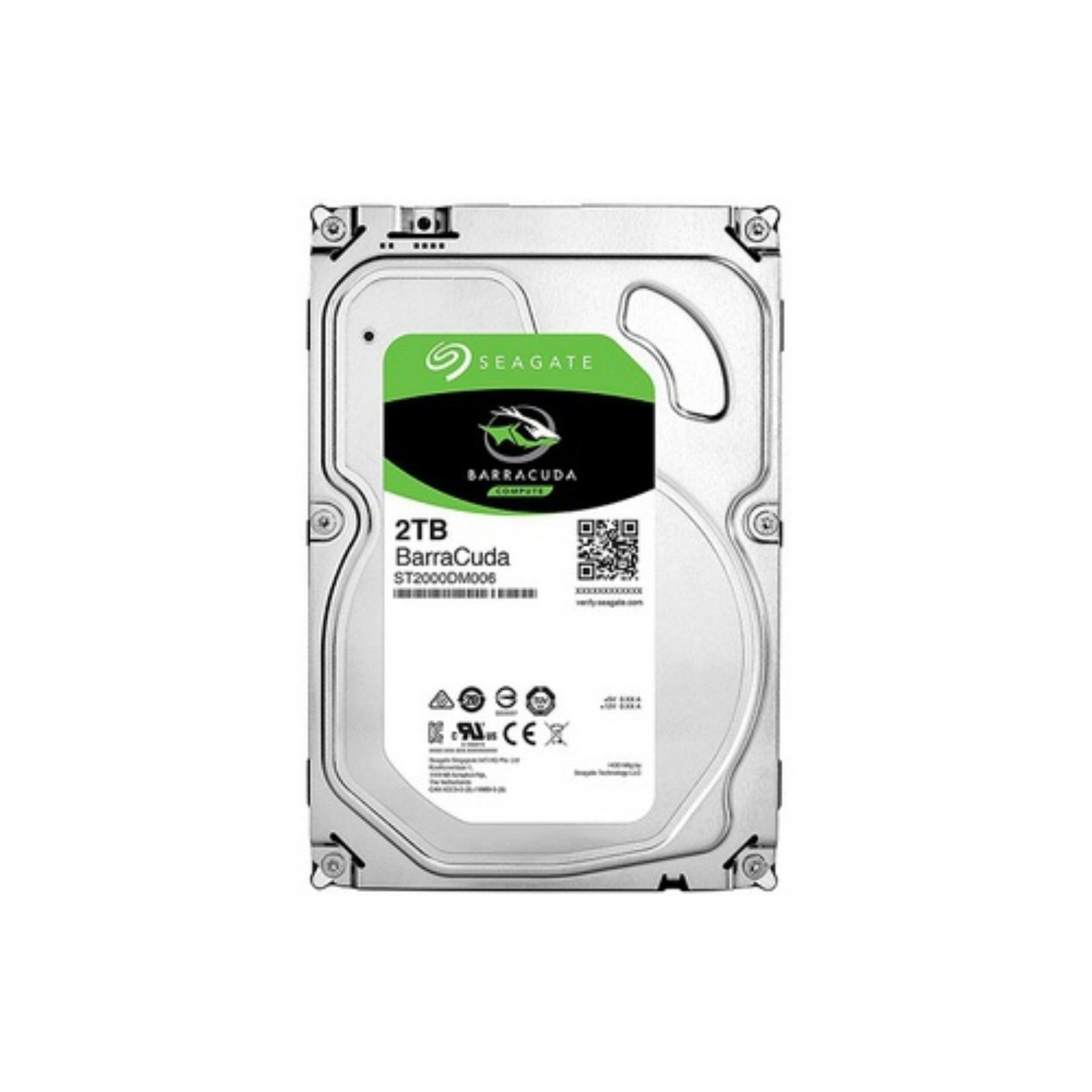 HDD Seagate Barracuda 2TB/7200 Sata 256MB 3,5