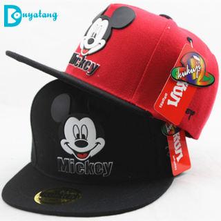 Children Của Trai Hat, Mũ Bóng Chày Mũ Hip-Hop Hoạt Hình Mũ Nhảy Đường Phố Thường Ngày Ngoài Trời 3-8 Năm