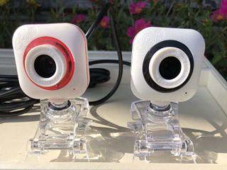 Webcam chân kẹp vuông có mic dùng cho PC và Laptop tiện dụng học online - Webcam HD cho Laptop PC máy tính cổng USb hỗ hỗ trợ quay BH 3 tháng thumbnail