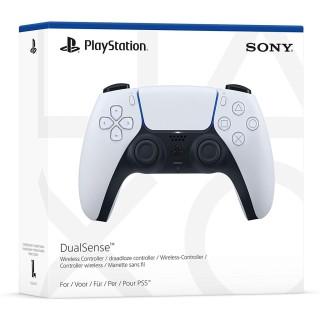 TAY CẦM PS5 DUALSENSE WIRELESS CONTROLLER - Hàng chính hãng bảo hành 12 tháng thumbnail