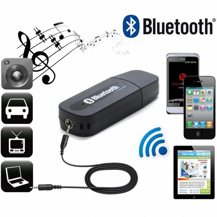 USB SOUND BLUETOOTH PT 810 Biến Loa Thường Thành Loa Bluetooth