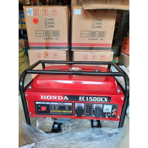 Máy phát điện- máy phát điện HONDA EC1500CX - may phat - MPĐ1500CX