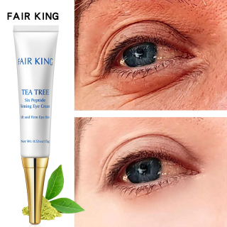 FAIR KING Six Peptide Wrinkle Anti-Aging Eye Cream Remove Dark Circles Repair Puffiness And Bags Whitening Moisturizing Eye Care thumbnail