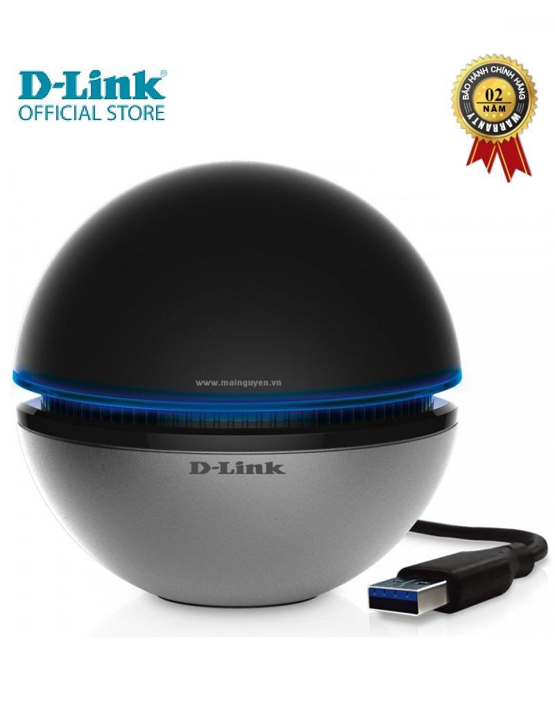 Giá Usb thu sóng wifi D-LINK DWA-192 - Hàng chính hãng