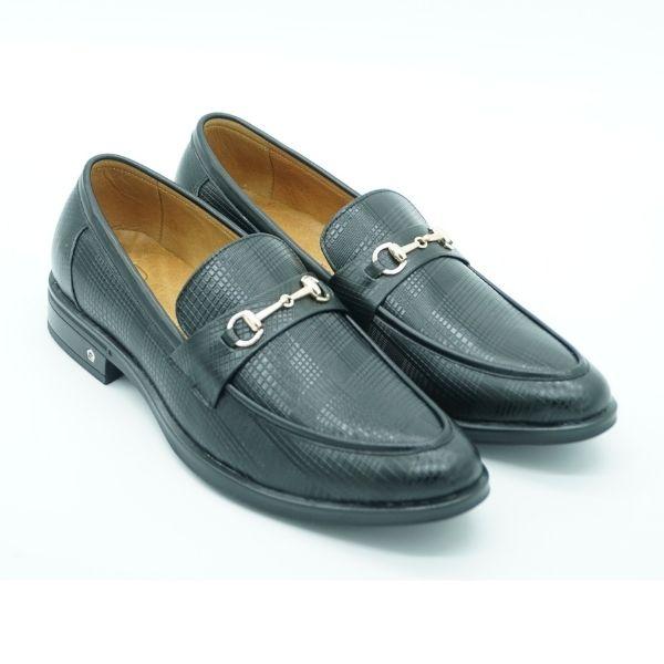 Giày nam Pierre Cardin PCMFWLE700BLK màu đen