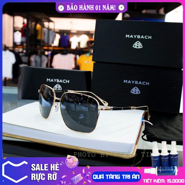 Giá bán Kính mát nam Luxury MH1102 mắt Polarized cao cấp, full hộp, khăn, thẻ, bảo hành 12 tháng