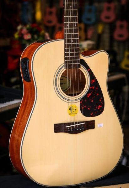 Guitar Yamaha FX370C - Có EQ Nhập khẩu, phân phối Sol.G TẶNG PHỤ KIỆN VIP