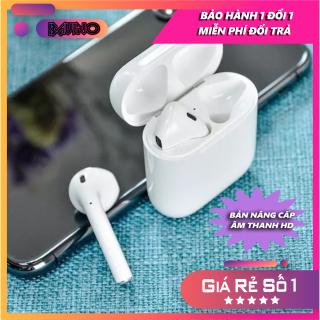 Tai Nghe Bluetooth Không Dây i12 Pro TWS Phiên Bản Nâng Cấp Chip 5.0 Tai Nghe Không Dây, Tai Nghe Giá Rẻ, Tai Nghe Bluetooth Không Dây, Tai Nghe Bluetooth Bho IOS và Android Bảo Hành Lỗi 1 Đổi 1 thumbnail