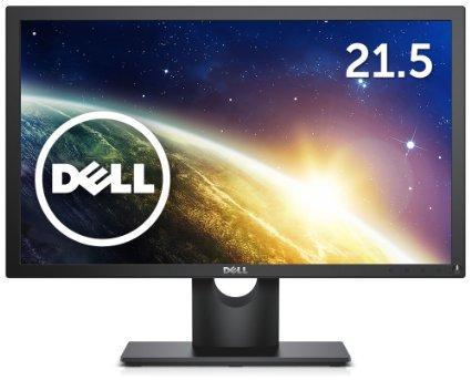 Màn hình LCD Dell E2216 H/HV Chính Hãng (Displayport/Vga, 1920x1080, 60Hz. Kích thước 21.5 inches. Full Box nguyên hộp . Mới 100%. Vi Tính Quốc Duy