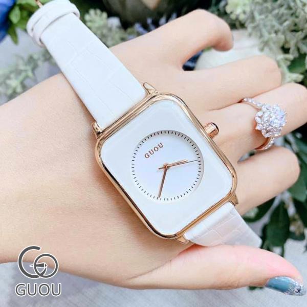 Nơi bán Đồng hồ Nữ GUOU APPLE Dây Mềm Mại đeo rất êm tay - Kiểu Dáng Apple Watch 40mm - Chống Nước