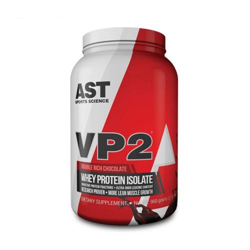 Sữa Tăng Cơ Bắp Không Tăng Mỡ AST VP2 100% Hydrolyzed Isolate Whey 2 lbs (908gram)