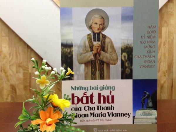 Mua Những Bài Giảng Bất Hủ Của Cha Thánh Gioan Maria Vianney
