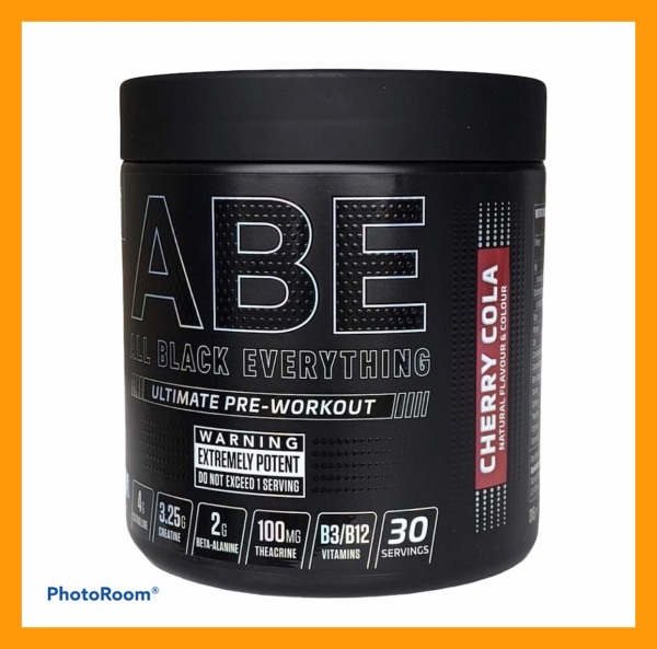 Abe Pre Workout 30 lần dùng. GIA TĂNG SỨC MẠNH VÀ SỨC BỀN TẬP LUYỆN THỂ THAO