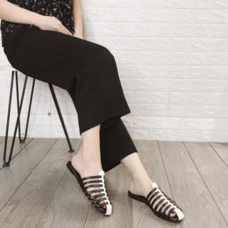 Dép sục nữ quai đan rọ lạ mắt cực xinh, mang êm chân HOT TREND 2021 Hatashop, sục rọ nữ đẹp 7