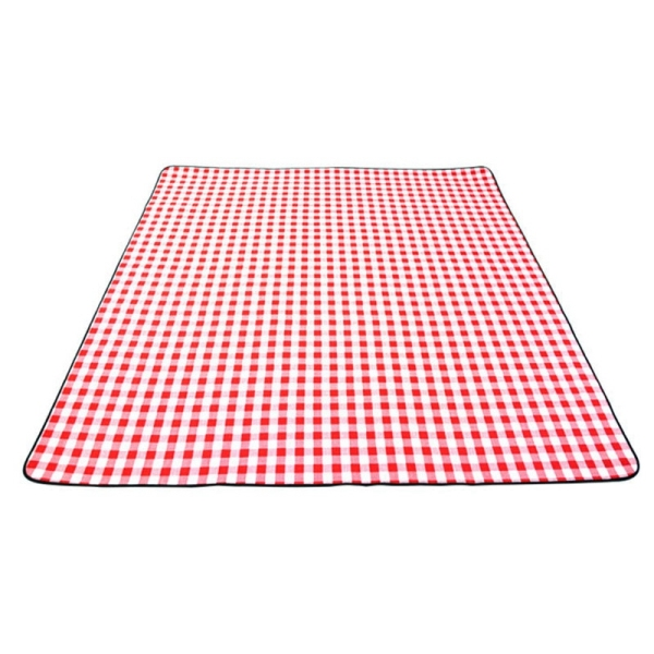 Thicken Pad Breathable Soft Blanket For Outdoor Camping Beach Plaid Picnic Mat Moisture-Proof Mat For Outdoor Picnic