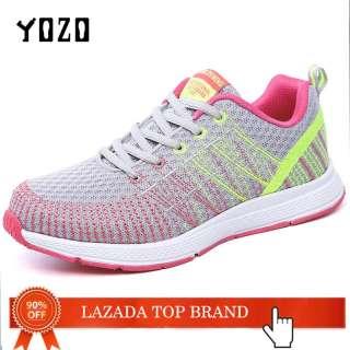 Giày Thể Thao Nữ YOZO, Giày Đi Bộ Thời Trang, Thoáng Khí, Giày Chạy Bộ Nữ Tính
