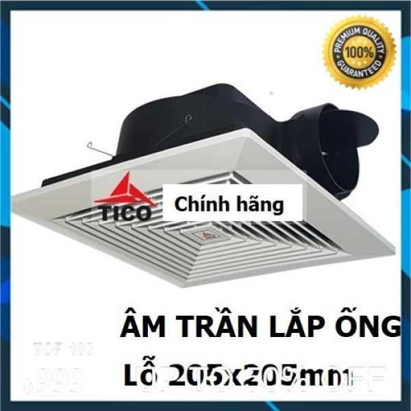 Quạt hút âm trần ống dẫn ngang TICO TC-15AV4