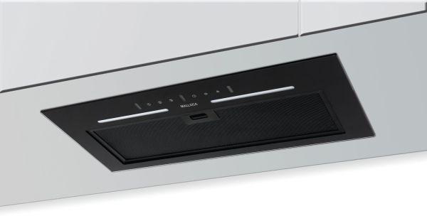 Máy hút khói khử mùi âm tủ hoàn toàn Malloca MH 700GT - Công suất hút 850m3/h - Hàng Chính Hãng