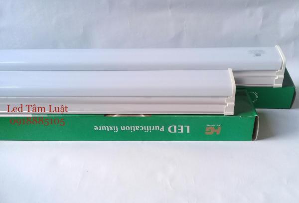 Bộ 2 đèn led bán nguyệt HG2-M 1.2m 45W (Ánh sáng trắng)