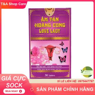 Viên uống phụ khoa - Âm Tán Hoàng Cung NCT3 - Bổ sung nội tiết, tăng cường PH - hộp 30 viên thumbnail