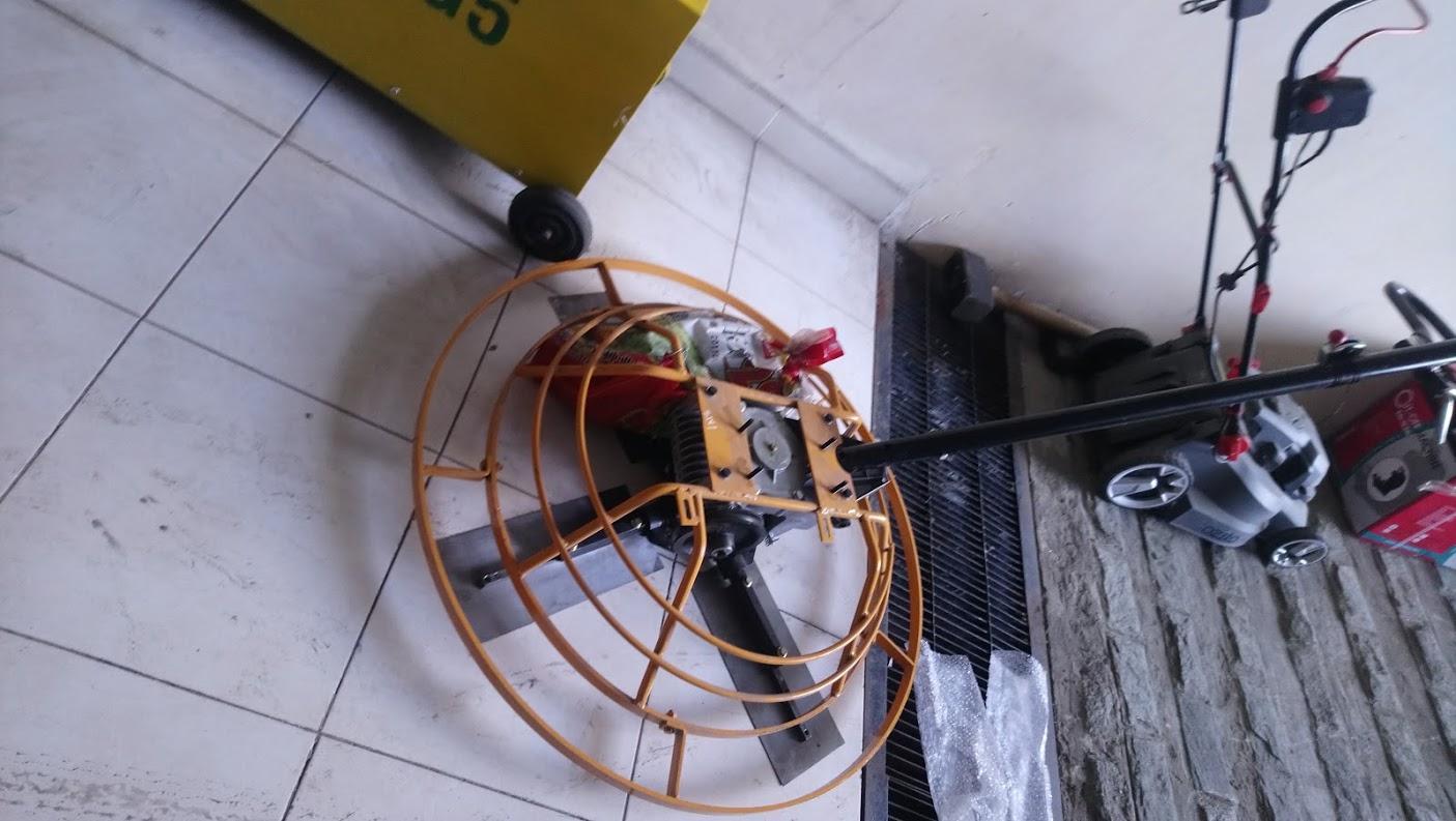 máy xoa nền bê tông