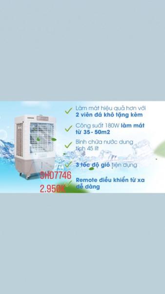 Bảng giá Máy làm mát không khí Sunhouse SHD7713