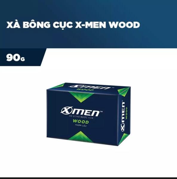 Xà bông cục xmen wood 90g