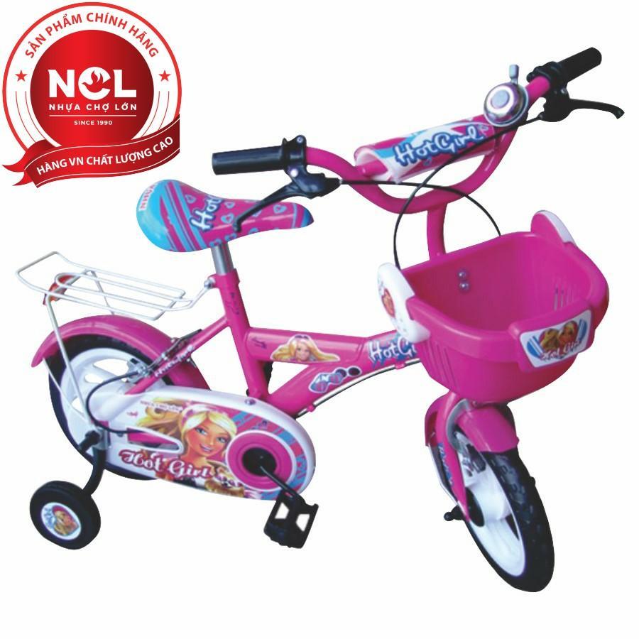 Mua Xe đạp trẻ em Nhựa Chợ Lớn 12 inch K71- M1379-X2B