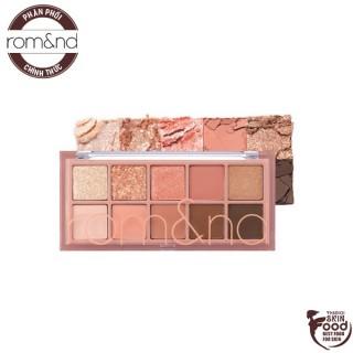 Bảng Phấn Mắt 10 Màu Siêu Lấp Lánh Romand Better Than Eye Palette thumbnail