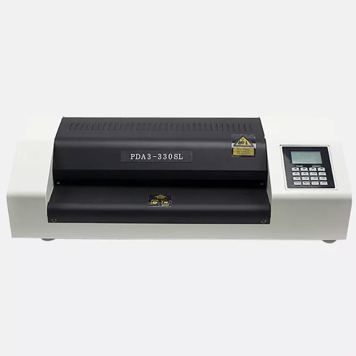 Máy ép plastic PDA3-330SL (khổ A3)