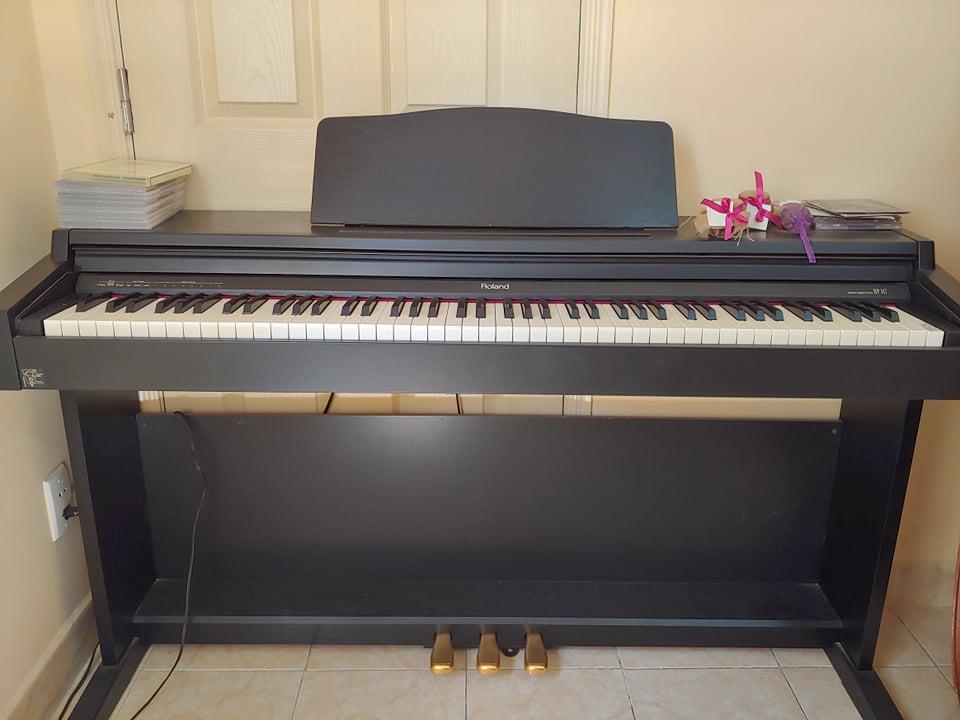 Voucher Ưu Đãi Piano điện Roland HP147