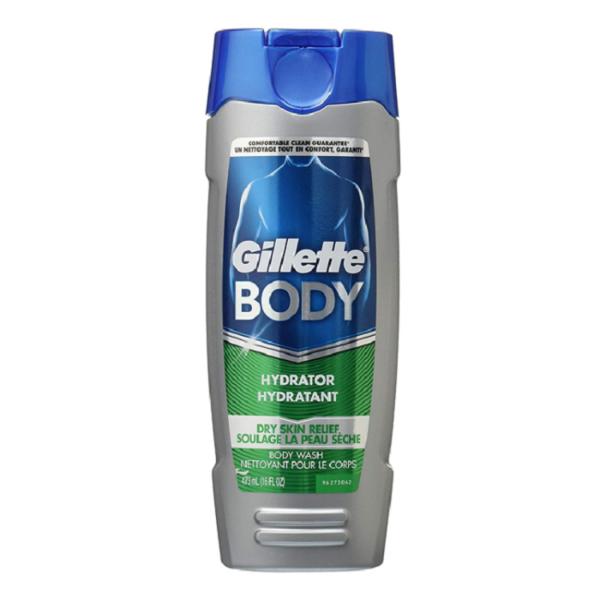 Sữa tắm nam Gillette Body 473ml từ Mỹ, sản phẩm đa dạng, sản phẩm cam kết hàng đúng mô tả, như hình