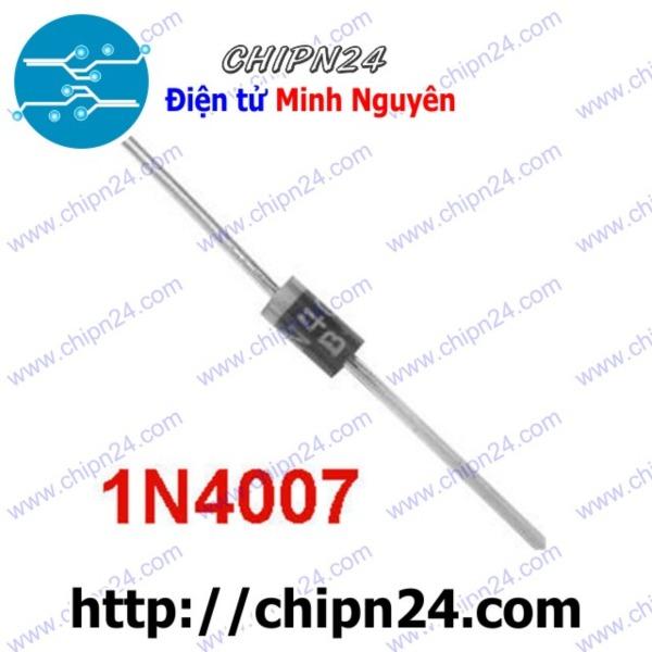 [25 CON] Diode 1N4007 4007 DIP 1A 1000V