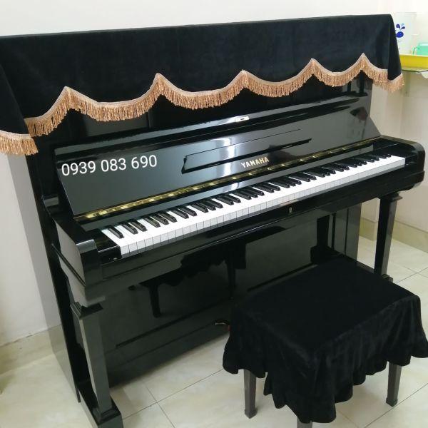 Khăn phủ ghế đàn Piano cơ, Piano điện, nhung đen cao cấp