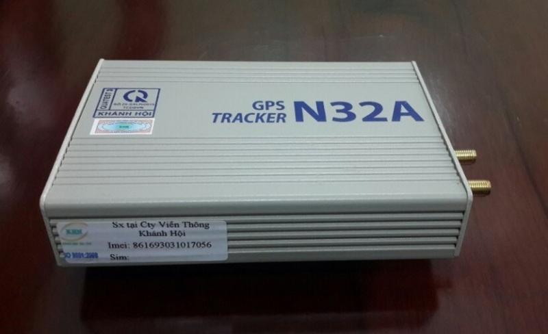 Thiết bị định vị GPS TRACKER N32A - Thiết bị giám sát hành trình (hộp đen ô tô) - Vinasia