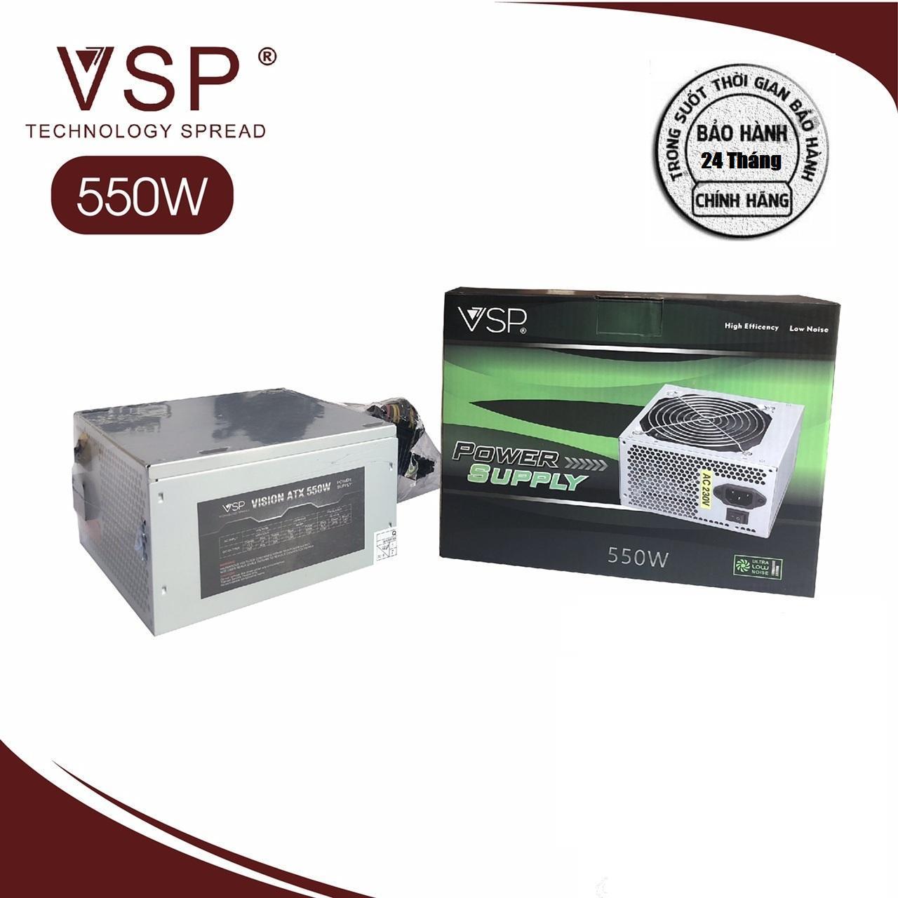 Giá VSP 550W- Full box