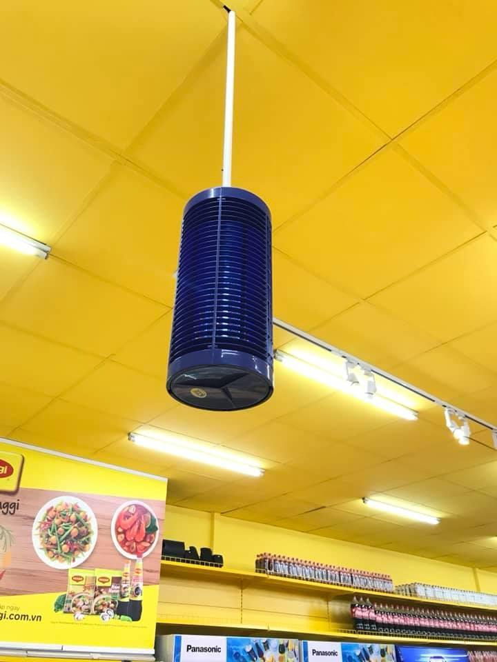 Đèn diệt côn trùng KTP 6W an toàn hiệu quả tiết kiệm điện