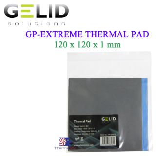 Pad tản nhiệt Gelid GP-Extreme Thermal Pad 120 x 120 x 1 mm - Tản nhiệt cao cấp cho người dùng thumbnail
